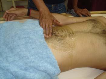 abdomin Massage