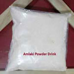 Amla powder drink