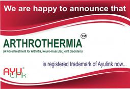 Arhtrothermia